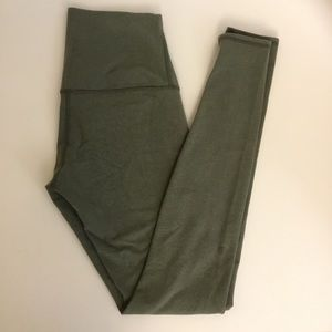 Lululemon High Waist Leggings Wunder Under S 4?